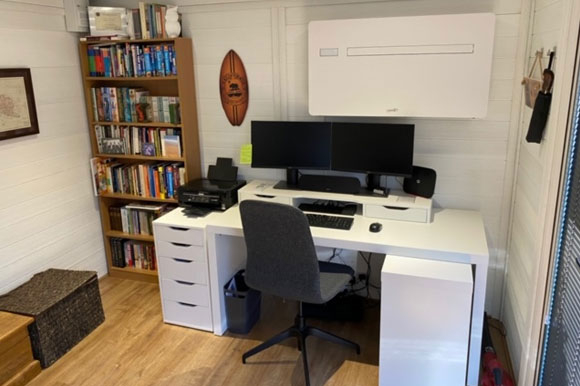 Composite Garden Offices Staffordshire