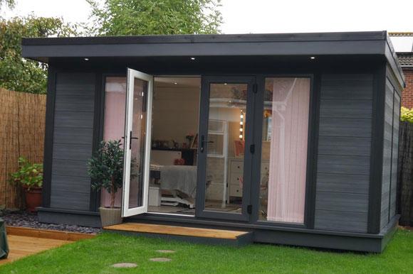 Garden Office Spaces Staffordshire
