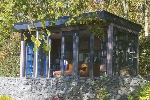 Garden Studio Library Staffordshire