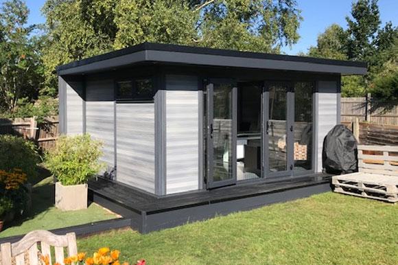 Garden Studio Summer House Staffordshire