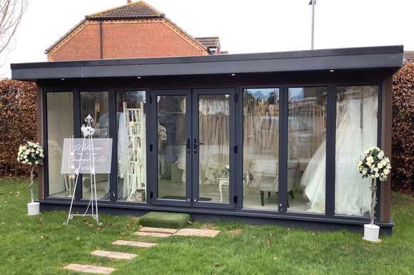 Work From Home Garden Offices Staffordshire
