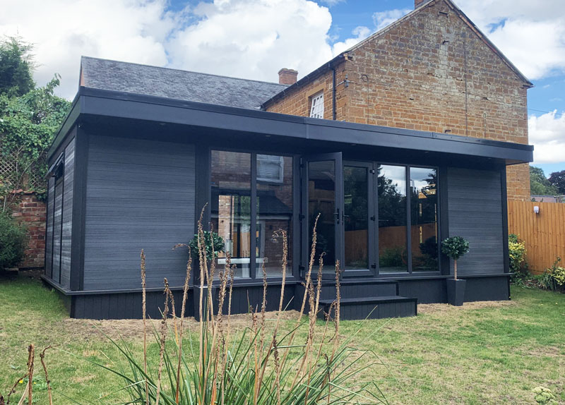 About Central Garden Rooms